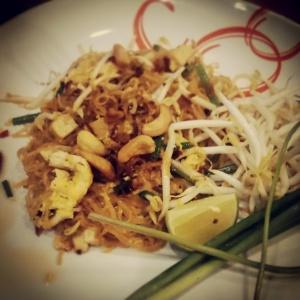 A pad thai a kedvencünk