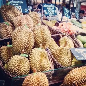 A durian szúrós és büdös, de állítólag isteni!