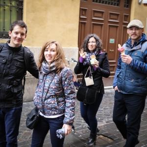 Róma barátokkal